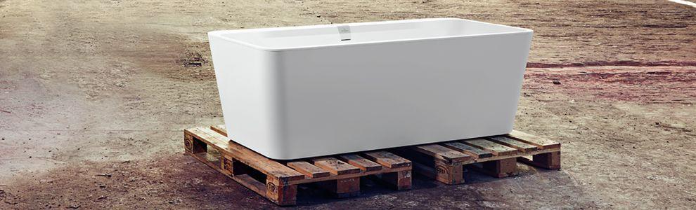 les baignoires villeroy boch les diff rents mat riaux. Black Bedroom Furniture Sets. Home Design Ideas